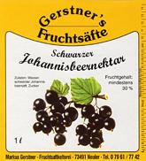 Johannisbeer-Nektar